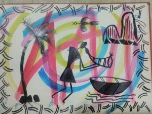 mayuri-painting